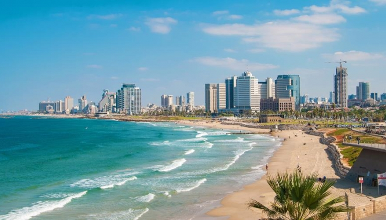 Выходные в Тель-Авиве (3 ночи) от 1220 $